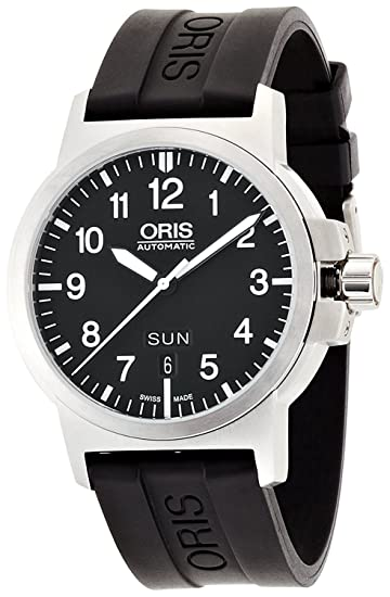 Reloj Oris BC3 ADVANCED DAY FECHA de goma 735 7641 4164R hombre [Regular importados]