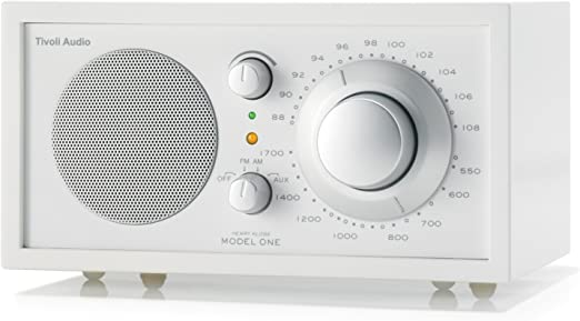 Tivoli Model One Ukw Mw Tischradio Frost White Elektronik