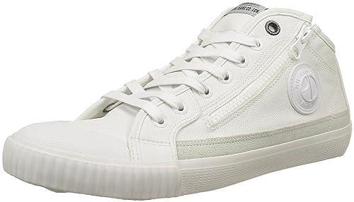 Pepe Jeans Industry - Zapatillas de Deporte Hombre: Amazon.es: Zapatos y complementos