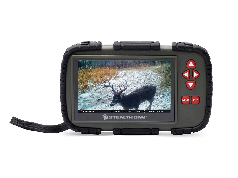 Stealth Cam STC-CRV43X SD Card Viewer 4.3'' LCD Touch Screen
