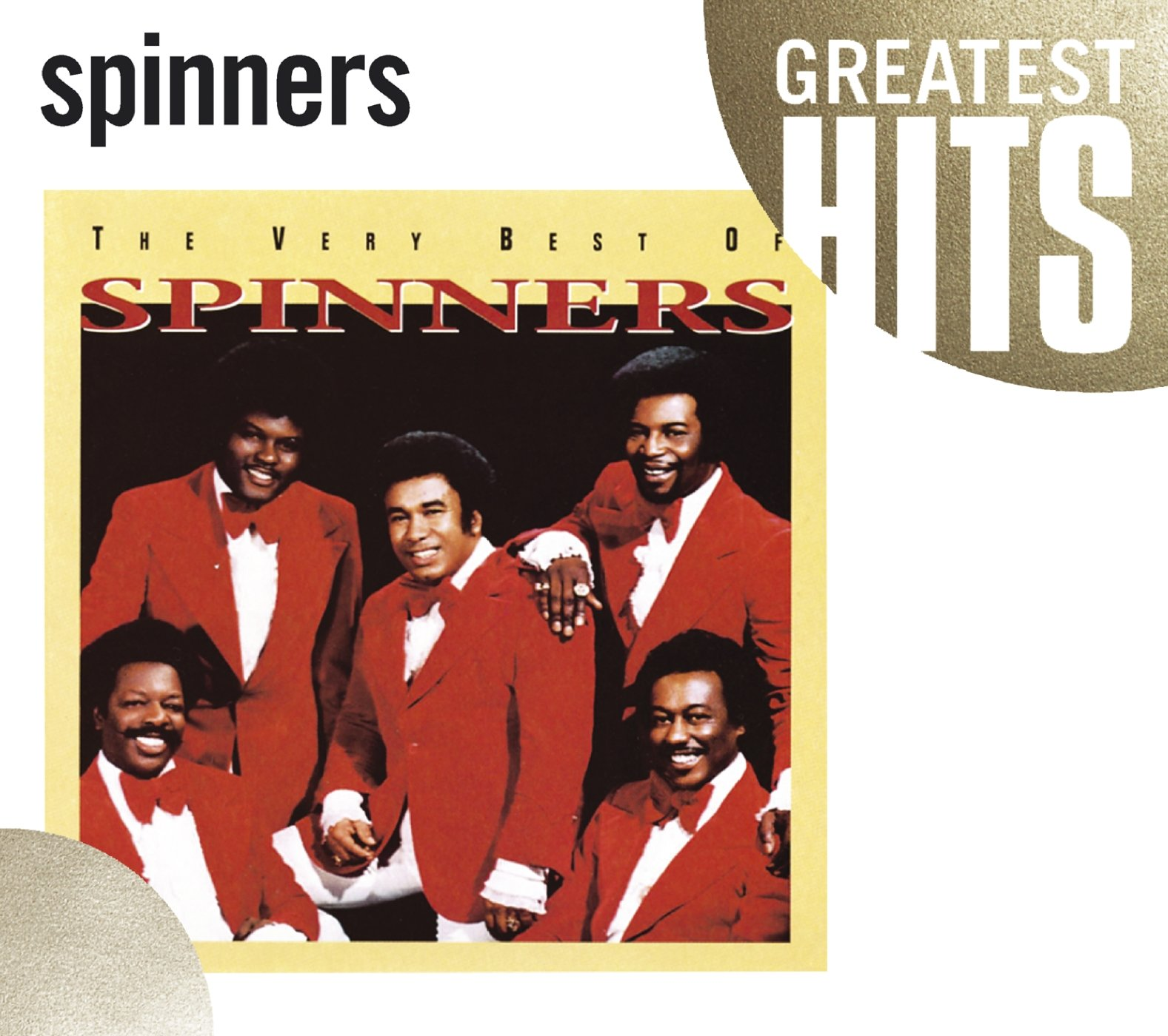 The Very Best of Spinners by spinners