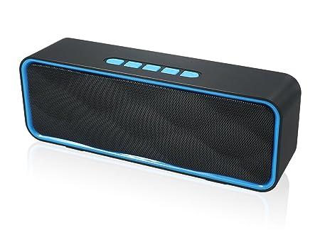 Review Totola Wireless Bluetooth Speaker