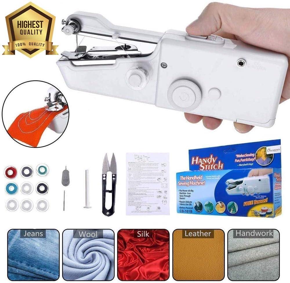 Best Size: Sewing Machine Yibaision Portable Stitching Machine
