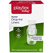 Playtex Nurser Liners, 4oz - 100ct