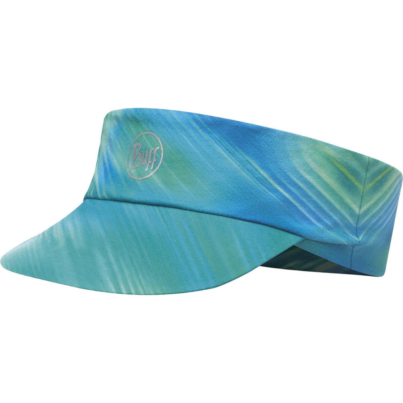 Buff Pack Run Visor–Visor, Women, Turquoise (r-shining Turquoise) Buff Pack Run Visor-Visor 117214.789.10