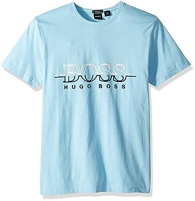 b78fb13efd015e Hugo Boss - Men s Tee 2 Shirt T-Shirts  Amazon.co.uk  Clothing
