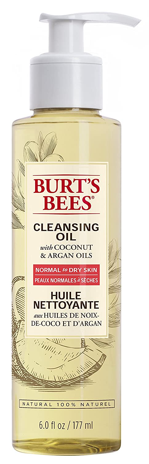 Burt's Bees Facial Cleansing Oil with Coconut and Argan Oils 177 ml CBee Europe Ltd 89415-14