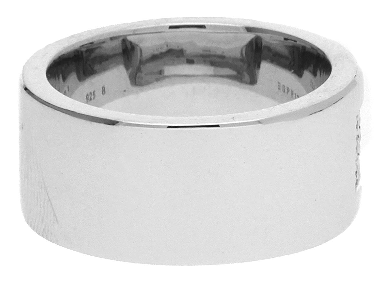 Esprit Jewels Damen-Ring 925 Sterling Silber Pure Pave wide ESRG92215A1:  Amazon.de: Schmuck