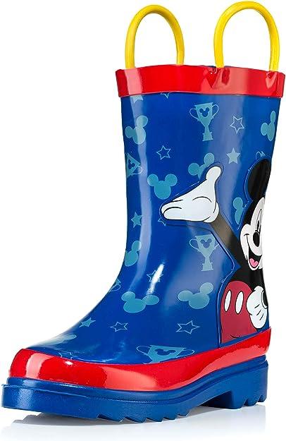 Rubber Rain Boots (Toddler/Little Kids