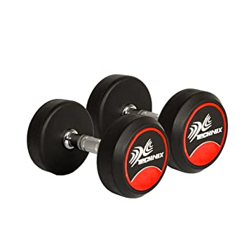 PRO Series Dumbbells Strength Training Equipment at amazon