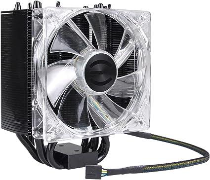EVGA ACX Procesador Enfriador - Ventilador de PC (Procesador ...