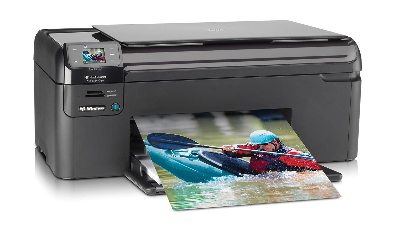 HP Q8444B#BEK - Impresora multifunción de Tinta Color (16 ppm, A4 ...