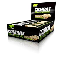 Deals on 12-Count MusclePharm Combat Crunch Protein Bars