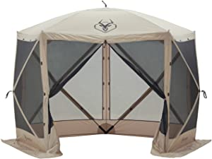 Gazelle Tents 25500 Gazelle 5-Sided Hub Gazebo