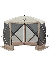 Gazebos Umbrellas Canopies Shade Patio Furniture Amazoncom