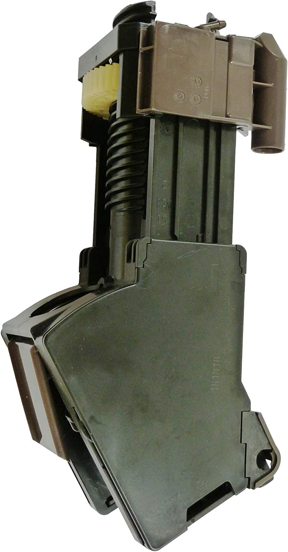 XJ 9 Brühgruppe Brüheinheit Alukappe F7 J7 Jura Drainageventil für J5 8 J9