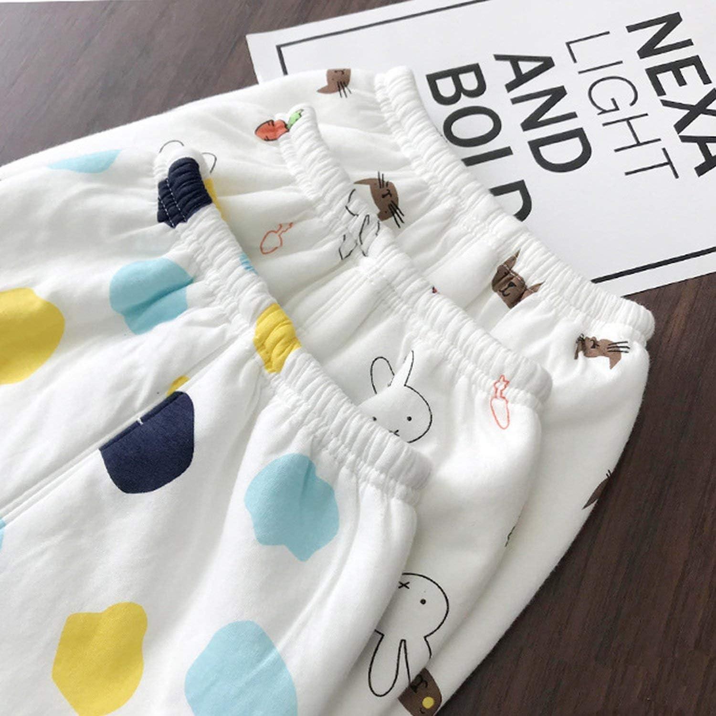 Wool Baby Pants Cartoon Girls Warm Pants for Baby boy Winter Thicken Leggings Trousers,