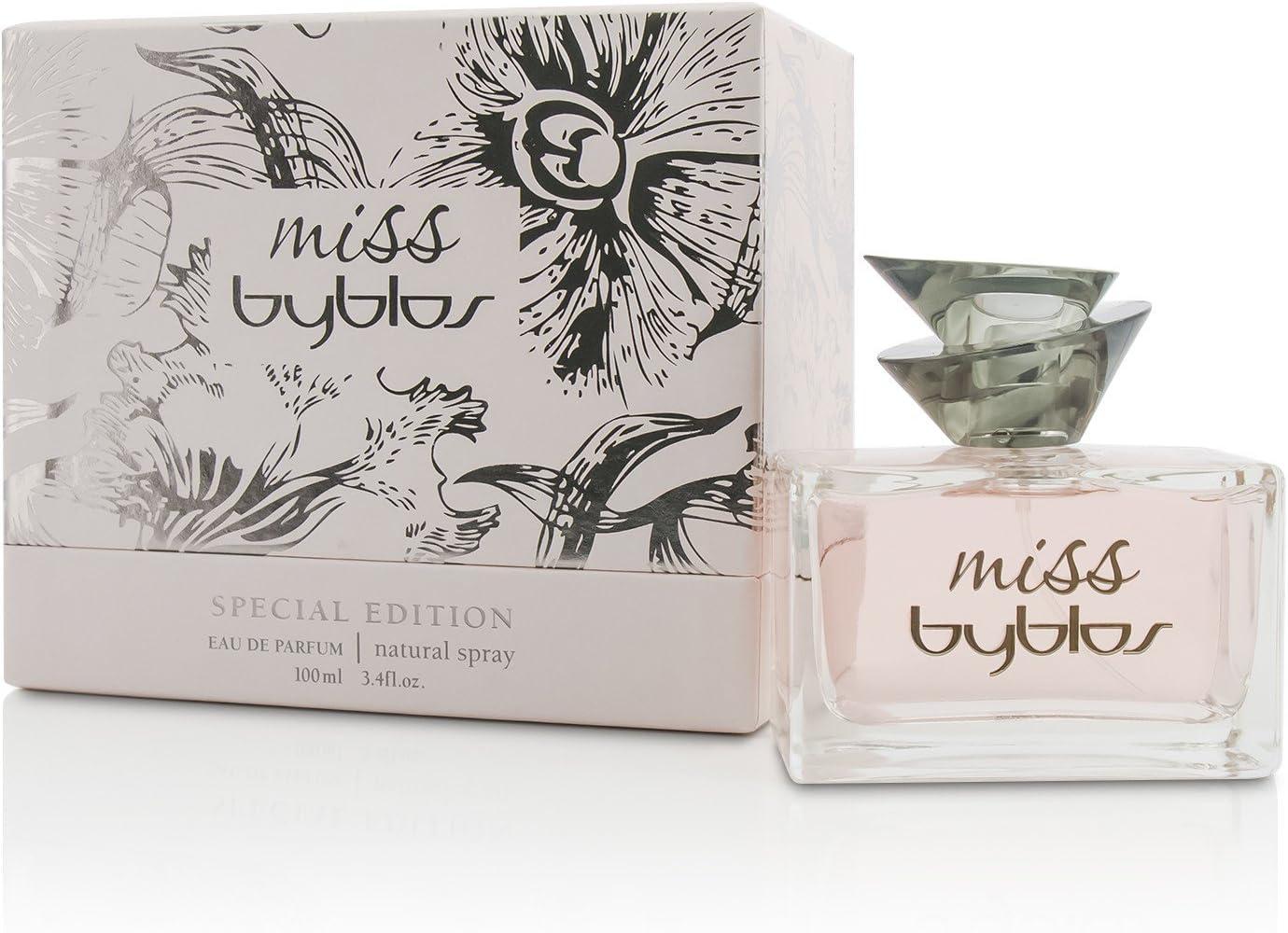 BYBLOS SPECIAL EDITION MISS BYBLOS Eau De Parfum 100ML