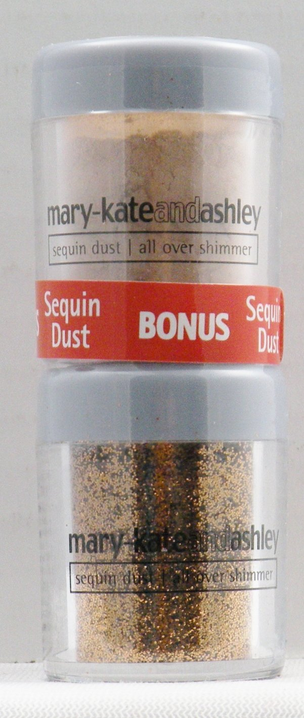 Mary-Kate & Ashley Sequin Dust All Over Shimmer - Sparkling Bronze #647
