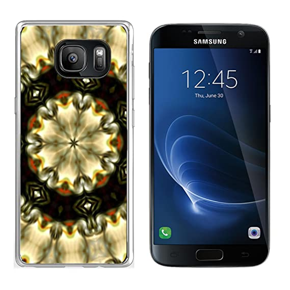 Luxlady Samsung Galaxy S7 Clear Case Soft Tpu Rubber Silicone Image Id 674726 Computer 2d 3d Abstract Graphic Art Background Wallpaper