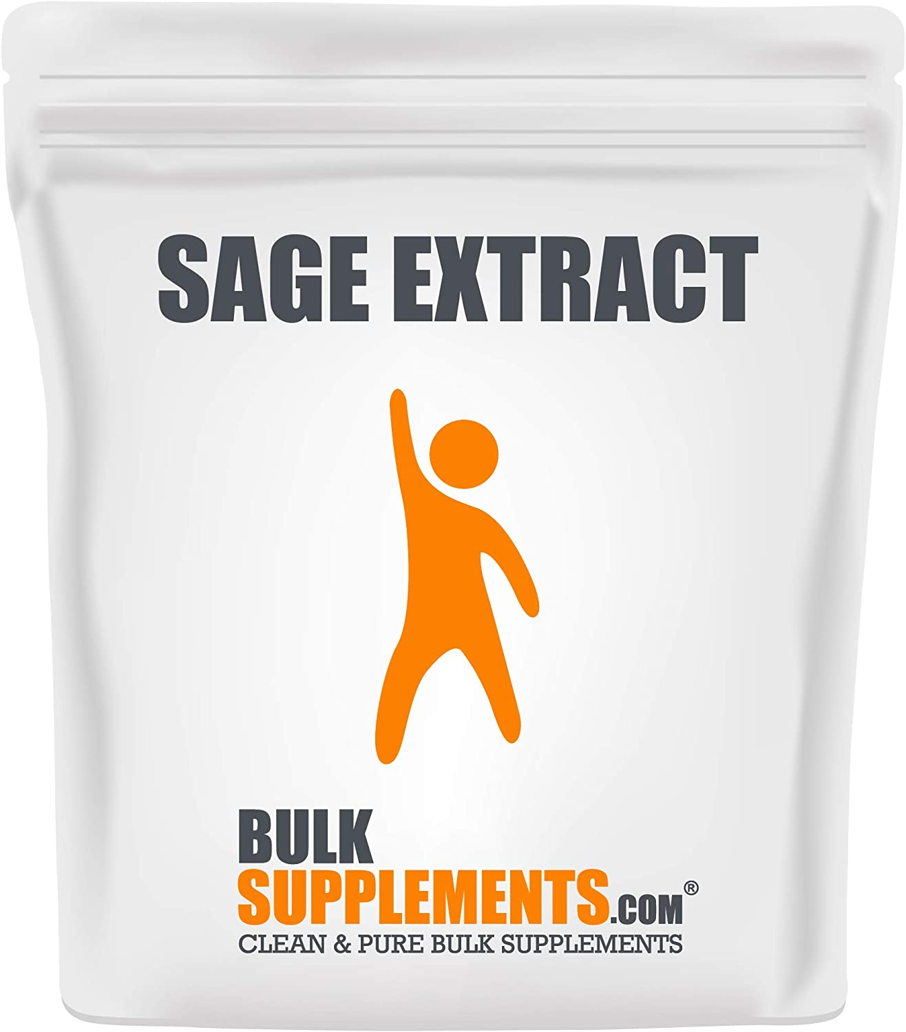 Bulksupplements Sage Extract Powder (250 Grams)