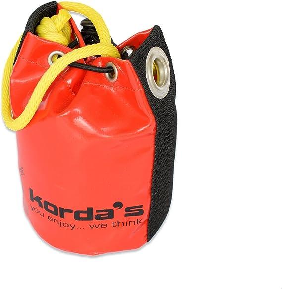 KordaS Socacu6/B15.6 Bolsa Rescate Barrancos, Rojo, 15 m: Amazon ...