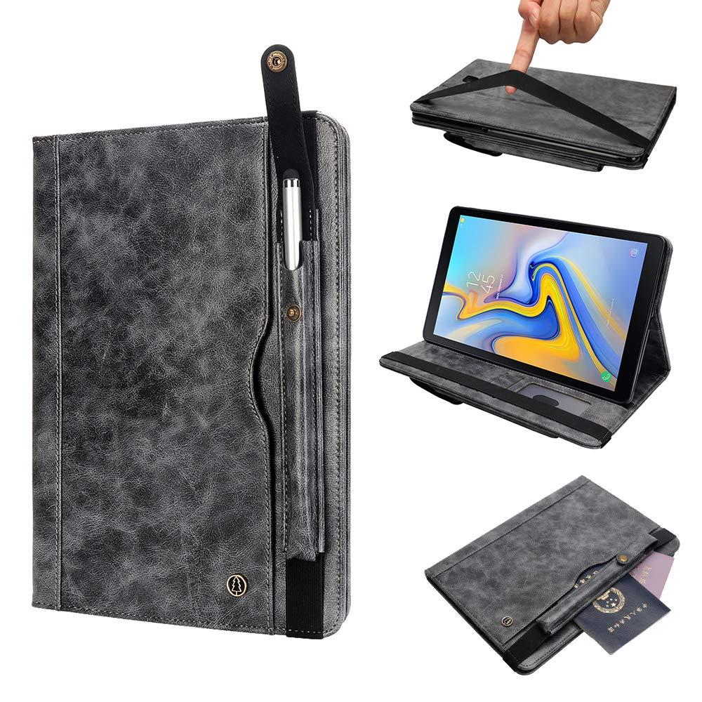 超大特価 iPad Pro TianTa-25093 11インチ 2018ケース プレミアム iPad フリップ レザー スマート グレイ カバー スタンド ケース オートスリープ/ウェイク カードスロット付き フロントドキュメントポケット スタイラスペン Apple iPad Pro 11インチ 2018用 グレイ TianTa-25093 グレー B07L28GVP6, 御宿町:8ee6ed28 --- a0267596.xsph.ru
