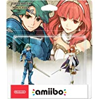 Nintendo Amiibo Action Figure Alm and Celica, 2 Pack - Standard Edition