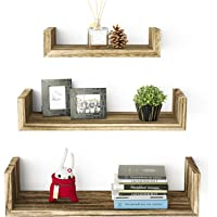 Sriwatana Wall Mounted Floating Shelves