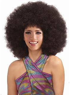 Forum Novelties Inc Blonde Deluxe Mega Afro Wig