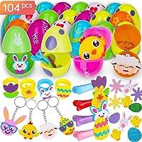 Fabur 12 PCS Huevos de Pascua con 12