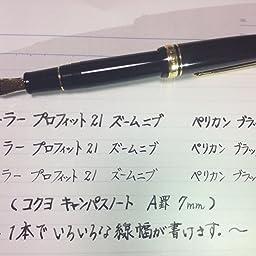 Amazon セーラー プロフィット21万年筆 ブラック 細字 ブラック 11 21 2 文房具 オフィス用品 文房具 オフィス用品