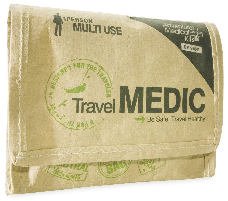Adventure Medical Kits AMK Travel Medic First Aid Kit
