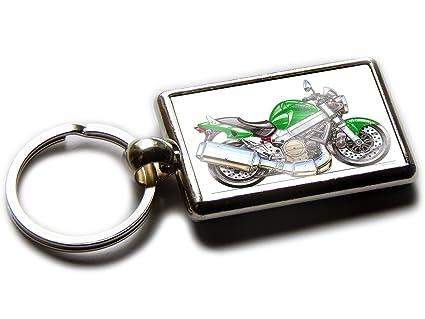 Honda X11 1100 cc moto calidad llavero de cromo oficial de ...