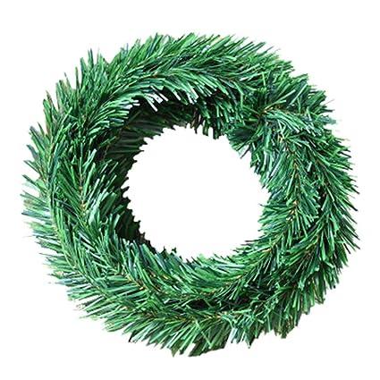 Christmas Leaves.Amazon Com Christmas Tree Leaves Ornaments Diy Wreath Decor