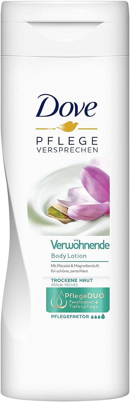 Dove - Crema corpo al pistacchio e al profumo di magnolia, 6 pz. (6 x 400 ml) 8710908768170