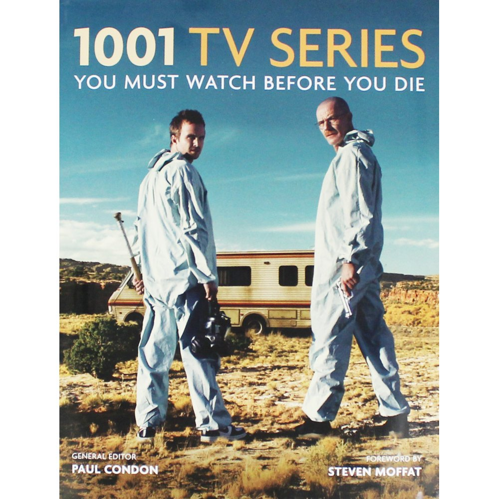 Octopus Publishing Group 1001 TV Series You Must Watch Before You Die: Paul  Condon: Amazon.co.uk: Kitchen & Home