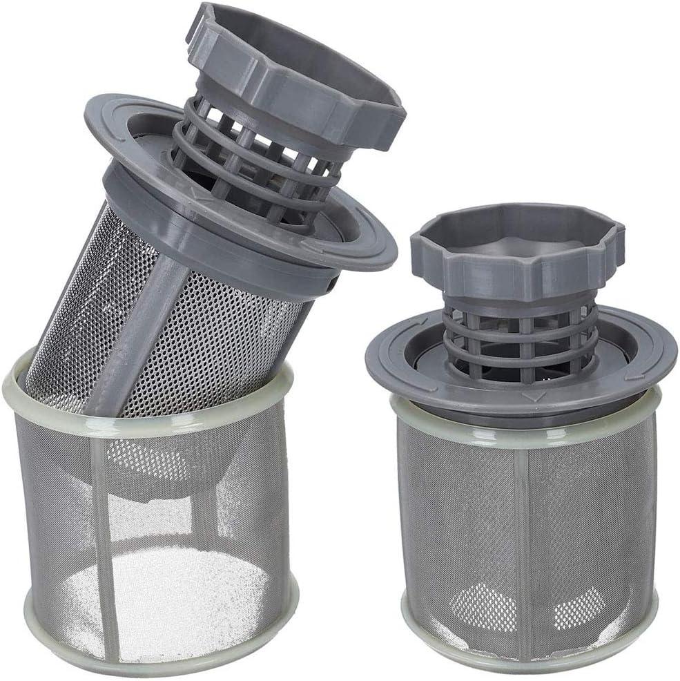 SZWL Filtre lave-vaisselle,Lave-vaisselle Accessoires Tamis pour Lave-vaisselle,Microfiltre pour filtre maill/é de rechange pour lave-vaisselle Bosch,Filtre centrale dorigine Bosch