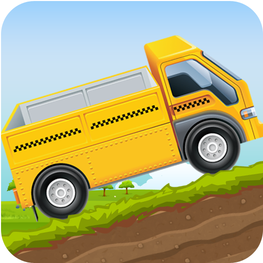 Cartoon Network Racing Games - Blocky Taxi Traffic Dash