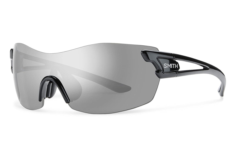 Smith aacmgymbk Herren Schwarz - platin Objektiv Sport-Sonnenbrille