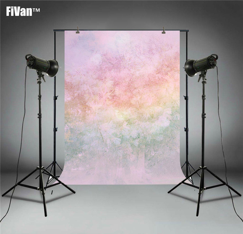 洗濯可能コットンStudioベビー画像ペット写真の背景に、Wrinkle Free And Wontカラーフェード180704  FUSXT4286-1x1.5cotton B07F7XNGFY