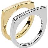 bague Emporio Armani pour femme Deco EG3325040505 taille 12 style décontracté cod. EG3325040505