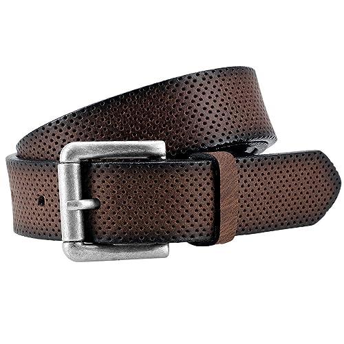 LINDENMANN- Cinturón de cuero de mujer / cinturón de de mujer el arte de la cinta