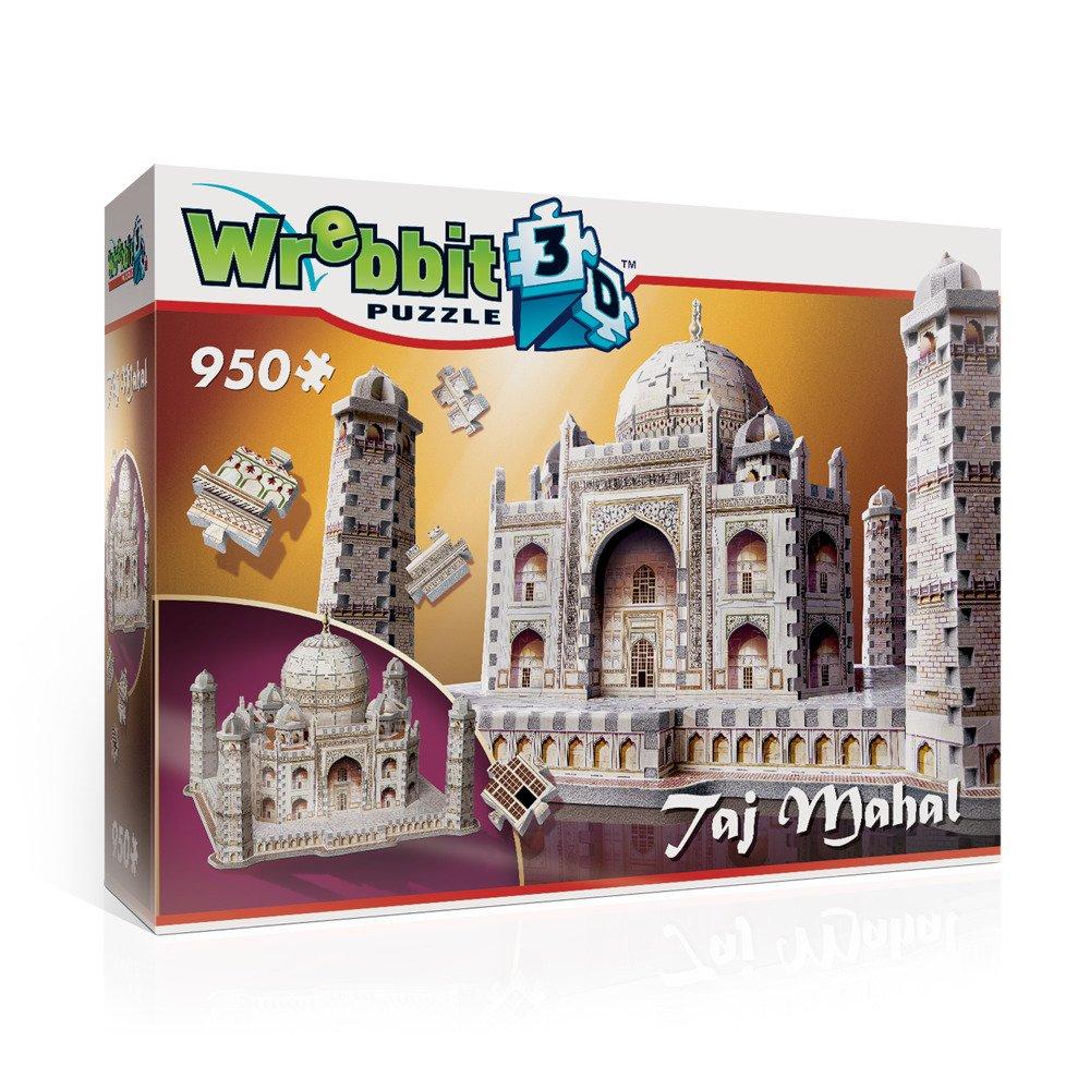 Wrebbit 3D Taj Mahal 3D Puzzle W3D-2001 Architecture