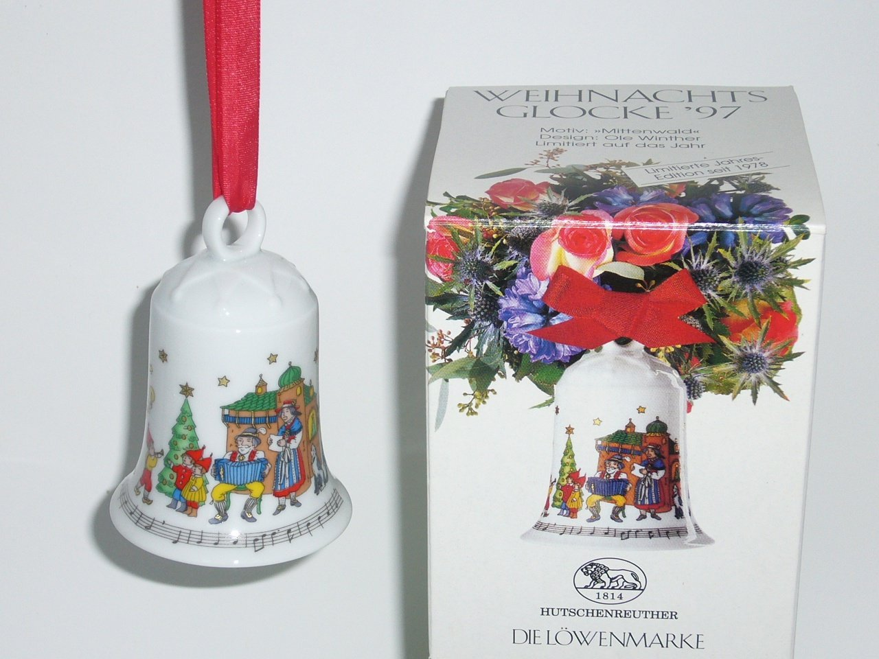 Hutschenreuther weihnachtskugeln borse