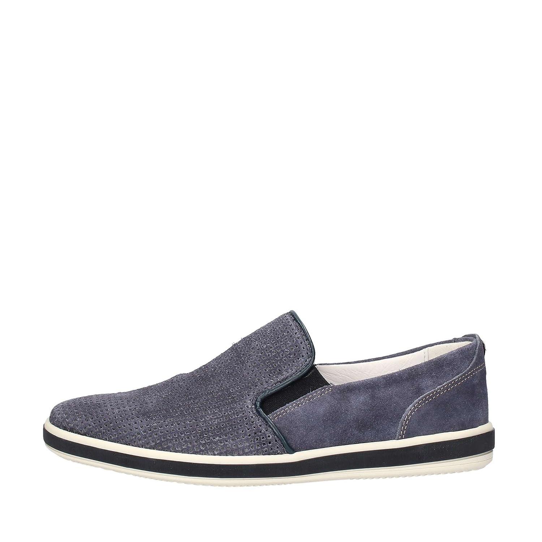 Hombre Zapatos planos blu azul, (blu) 7686300 41 EU|Blu