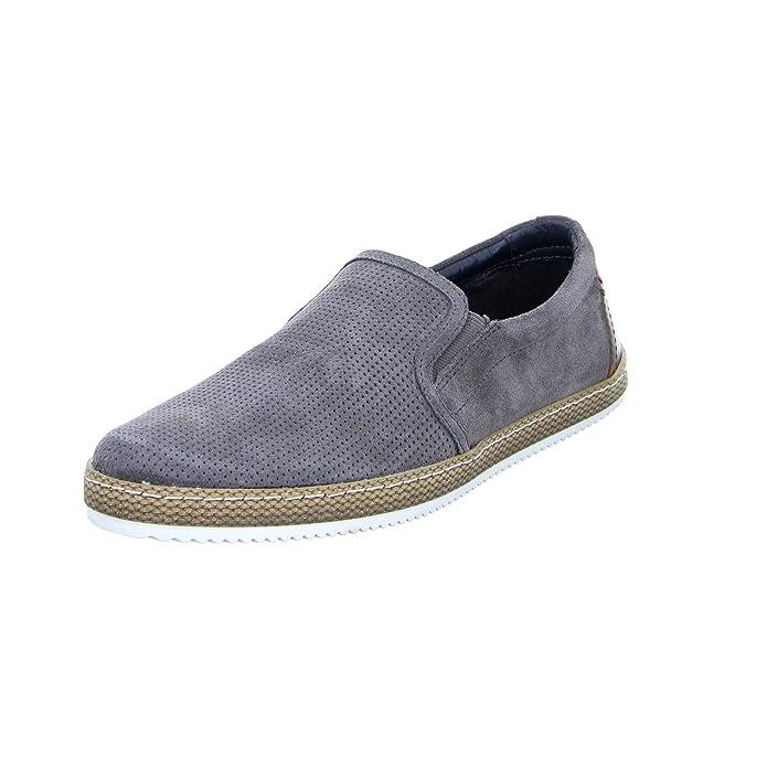 BOXX MS 308R06 Herren Slipper Halbschuh: : Schuhe