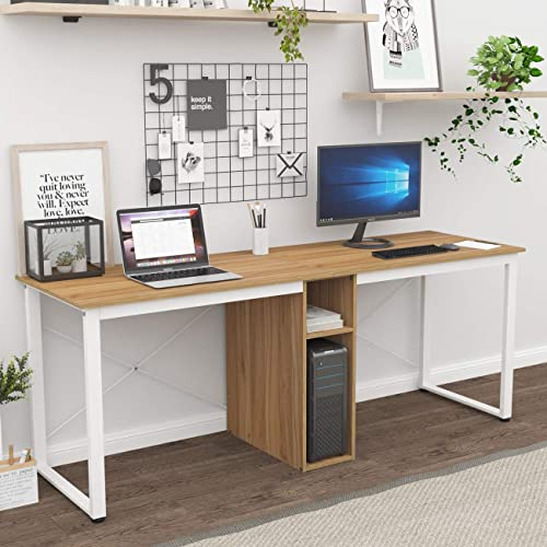 Cheap sogesfurniture 2-Person Home Office Desk modern office desk for sale