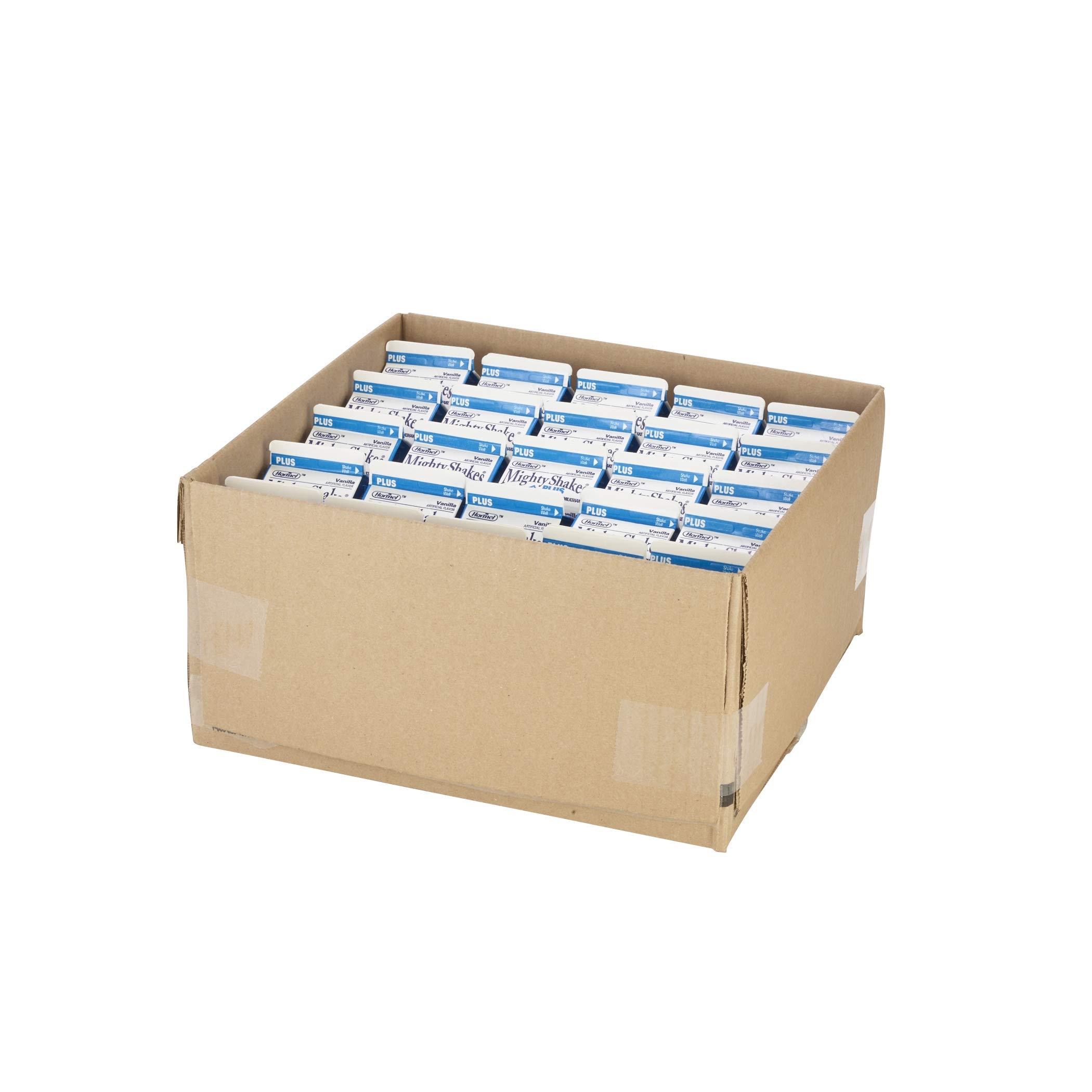 MightShakes Beverage (4 oz Pack of 50, Vanilla Plus) by Hormel Healthlabs (Image #3)