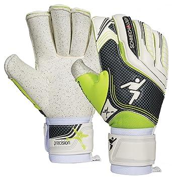 dettagli per scarpe casual taglia 7 Precision GK Schmeichel 5 Rollfinger Quartz Goalkeeper Gloves ...